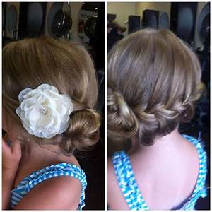 wedding hairstyles for little girls best photos Cute Wedding Ideas