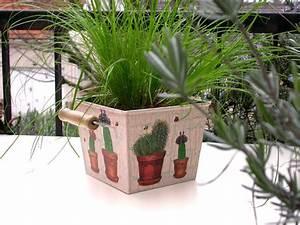 Herbes Aromatiques En Pot : pot herbes aromatiques les cr ations d 39 isis ~ Premium-room.com Idées de Décoration