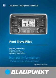Blaupunkt Travel Pilot Ex Manual