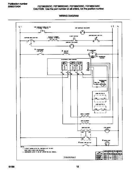 electric oven electric oven diagram