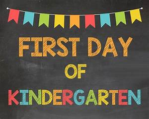 recipes from stephanie june 2015 With first day of school sign template