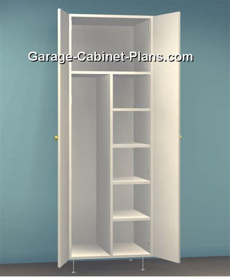 njink wood garage storage cabinet plans
