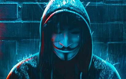 Anonymous Hacker 4k Mask Wallpapers Background Resolution