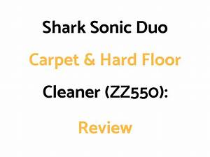 Shark Sonic Duo Pro Manual