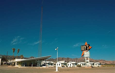 A Famous Landmark Along Old Route 66 By Nick Suydam