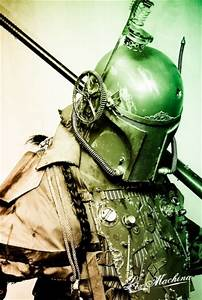 Steampunk Star Wars Boba Fett, by lexmachinaphoto ...