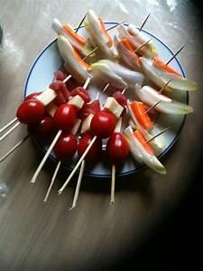 Idée Brochette Apéro : petites brochettes ap ro laurette cuisine ~ Melissatoandfro.com Idées de Décoration