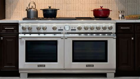 thermador gas cooktop for its 100th anniversary thermador built the 60 inch pro