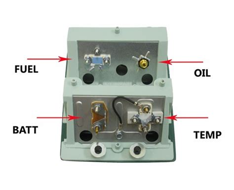 Camaro Console Gauge Electrical Connector