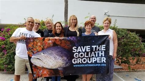 goliath grouper change helped groupers save today keep