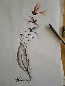Pusteblume Schwarz Weiß Vögel : bildergebnis f r tattoo feder tattoos pinterest tattoos watercolor tattoo and mom tattoos ~ Orissabook.com Haus und Dekorationen