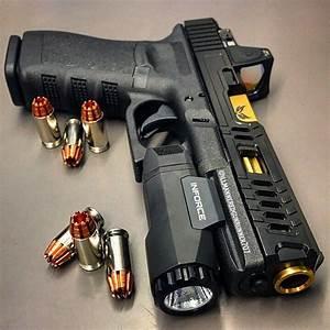 """@illmanneredgunrunner707 """"My customized Glock 21 .45acp ..."""