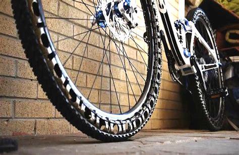 Britek's Brilliant Airless Bicycle Tire Reinvents The Wheel