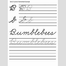 How To Make Your Own Handwriting Worksheets — Vletter, Inc