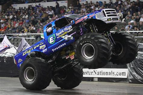 what happened to bigfoot the monster truck ford and mustang news mustang 360
