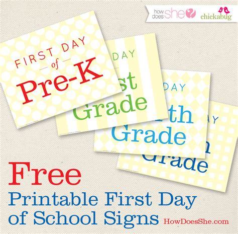 day of school sign template back to school free printables b lovely events