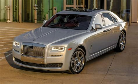 roll royce ghost 2015 rolls royce ghost series ii photo