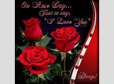 For My Love! Free Rose Day eCards, Greeting Cards 123