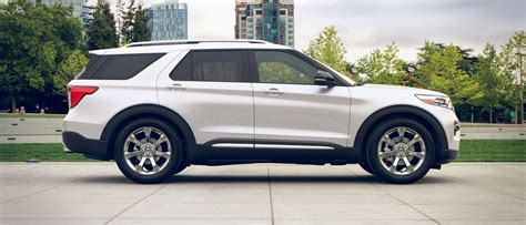 The All-new 2020 Ford Explorer Suv