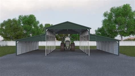 Metal Horse Barn For Sale
