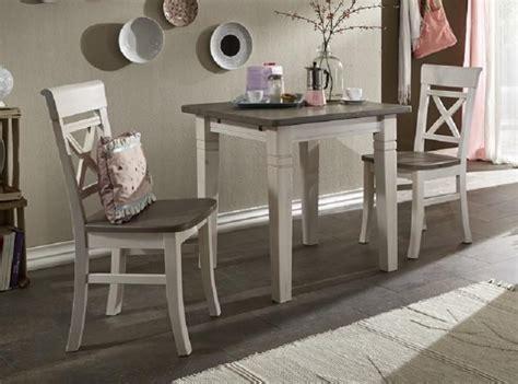 Tisch Küche by Tischgruppe Tisch 2 St 252 Hle Kleine K 252 Che Kiefer Massiv