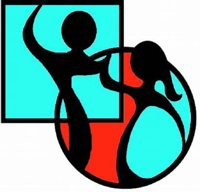 Dance Logos Square Clip Michigan Dancing Arts