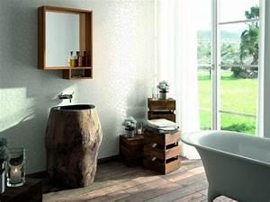 Salle De Bain Originale : 10 vasques originales pour 10 salles de bains styl es ~ Preciouscoupons.com Idées de Décoration