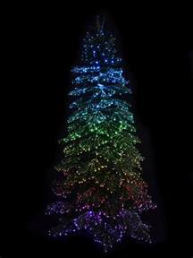 dynamic starry night static light fibre optic tree 1 8m christmas trees the christmas