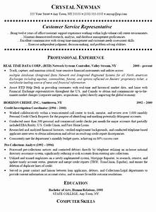 Customer service representative resume for Best resume examples for customer service