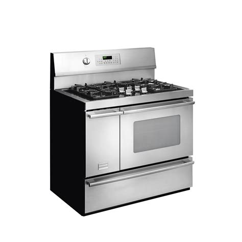 kenmore elite 40 quot dual fuel range accurate easy cooking at sears