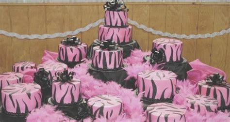 spice     cool zebra quinceanera cakes