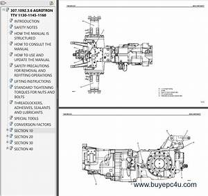 Deutz Agrotron Ttv 1130 Ttv 1145 Ttv 1160 Workshop Manual Pdf