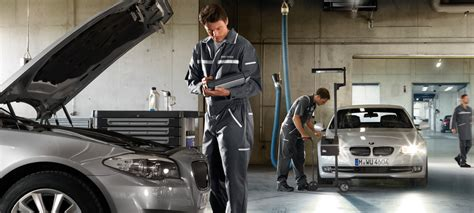 Bmw Service by Bmw Workshop Services Vehicle Check Maintenance