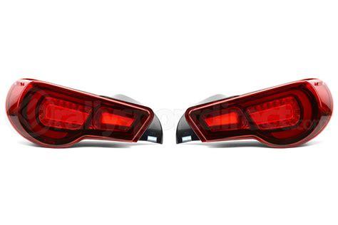 2015 brz tail lights tom 39 s led tail light set dot approved subaru brz 2013 2015