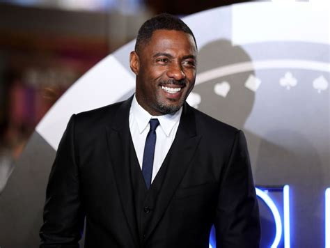 "Idris Elba ""Disheartened"" By Racially Charged Bond Casting ..."