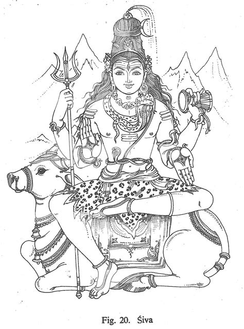 Pin by Sapna dhand on Coloring pages to print | Hindu art