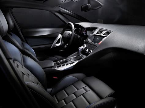 New Citroen Ds 5  The Symbol Of The Ds Brand