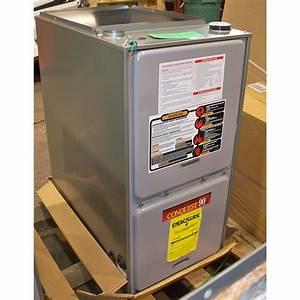 Heat Controller Conquest 90 Natural Gas Furnace 60 000 Btu Model Gldh60