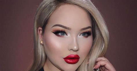 nikkietutorials launches initiative   makeup shaming
