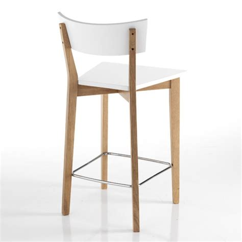 sgabelli da cucina set 2 sgabello alto moderno da cucina in legno massello cm
