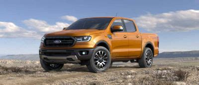 color options    ford ranger