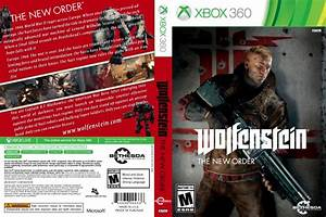 Wolfenstein: The New Order Xbox 360 Box Art Cover by ...