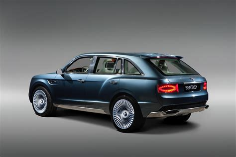bentley exp   suv concept  updated tech report