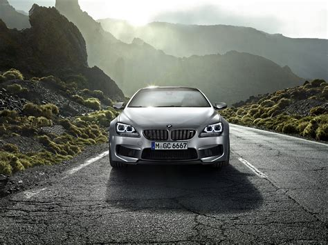 bmw  gran coupe  exotic car wallpapers