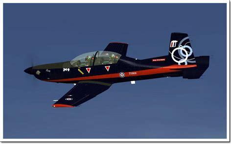 Pilatus pc-9 fsx herunterladen