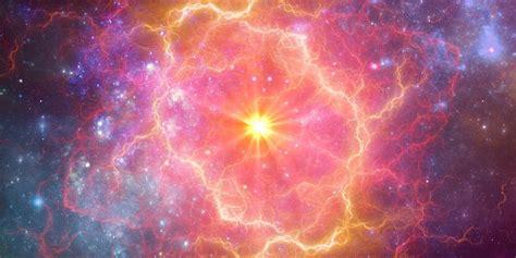 eine supernova koennte auf der erde zu einem schleichenden