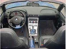 BMW Z3 interiors individual