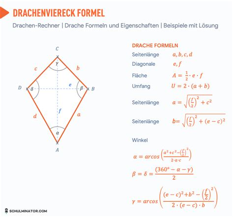 rechner viereck rechteck trapez formel