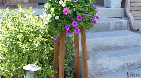 Diy Flower Pot Stand