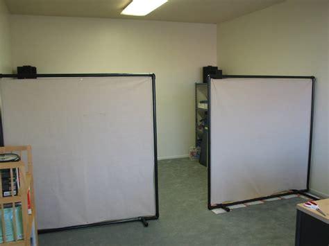 cheap curtain room divider ideas cheap office or room divider